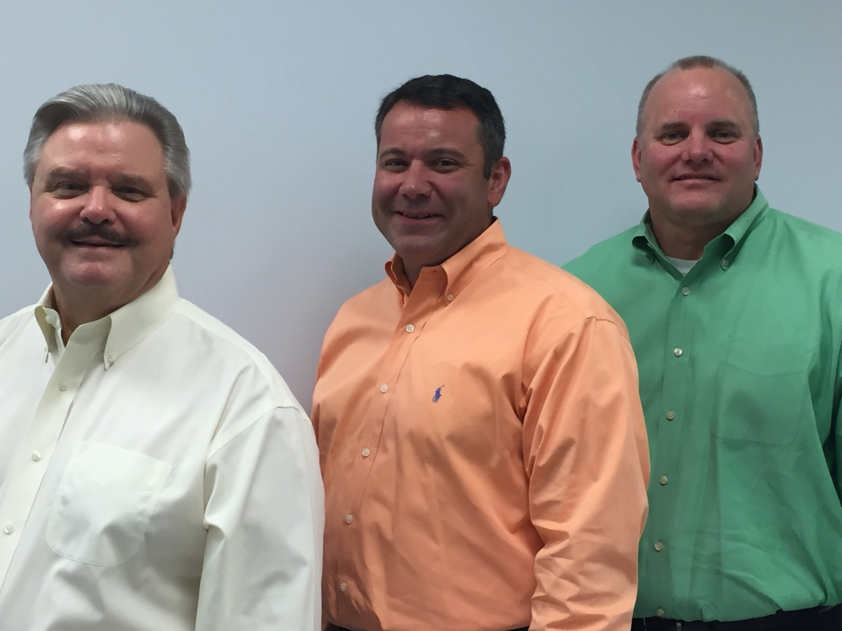 Changes to Management Team at Dade Paper's Gulf States Branch