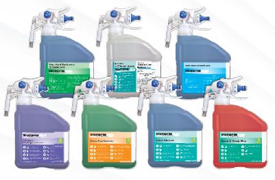 EDS Concentrated Chemicals